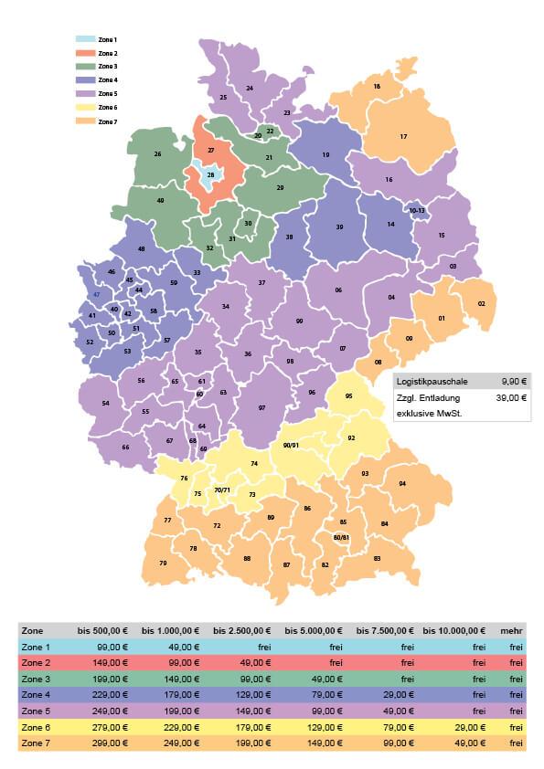 deutschlandkarte-frachtkosten2017