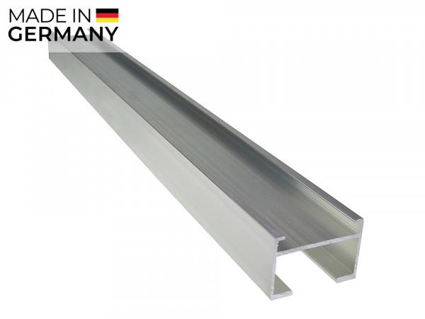 KAHRS Aluminium Unterkonstruktion, 40x60 mm, blank, *strong* für sichtbare Befestigung_2