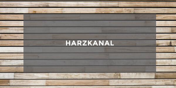 Harzkanal