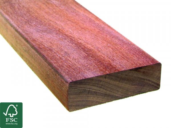 Cumaru FSC 100% Terrassendielen, 45x145 mm KD, glatt/glatt, aus deutscher Produktion_2