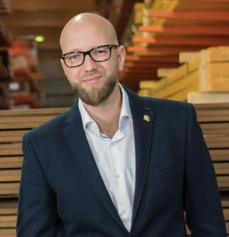 Michel Kahrs, Geschäftsführer